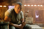 Laurence Fishburne makes a brilliant cameo