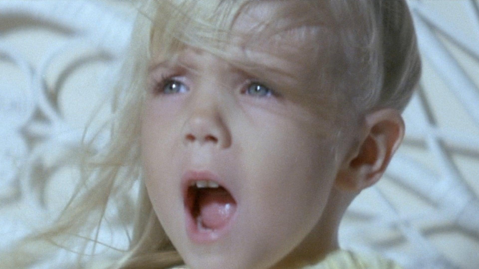 Carol Anne faces her fear in Poltergeist