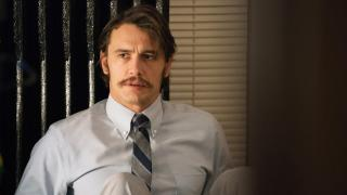 James Franco stars in The Vault for some reason.