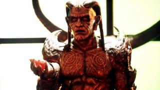Andrew Divoff as the djinn in Wishmaster 2