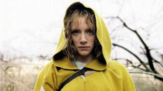 Bryce Dallas Howard prepares to enter the woods surrounding The Village
