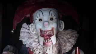 "Monster from the new film ""Krampus"""