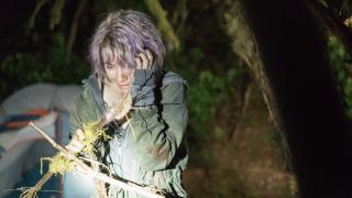 Talia in Blair Witch