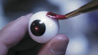 The eyeball-cam from The Gracefield Incident