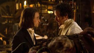 """McAvoy and Radcliffe star in """"Victor Frankenstein"""""""